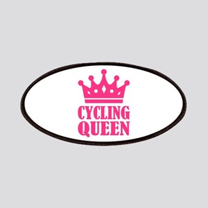 Cycling queen champion Patches