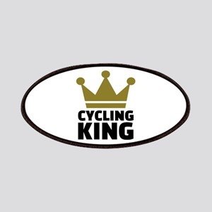 Cycling king champion Patches