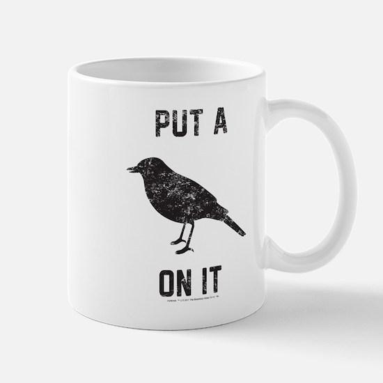Vintage Put a bird on it Mugs