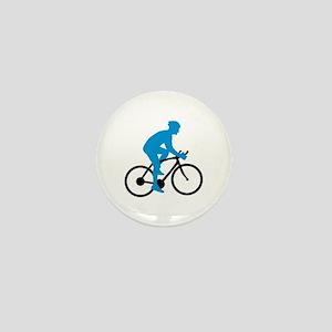 Bicycle Cycling Mini Button