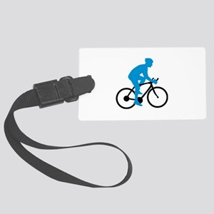 Bicycle Cycling Large Luggage Tag