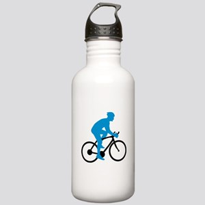 Bicycle Cycling Stainless Water Bottle 1.0L