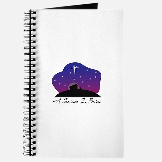 Savior Is Born Journal