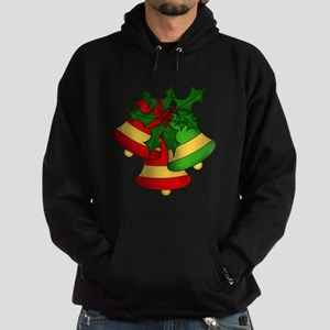 Christmas Bells and Holly Hoodie