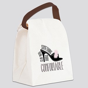 Something Slip Into More Comfortable Canvas Lunch