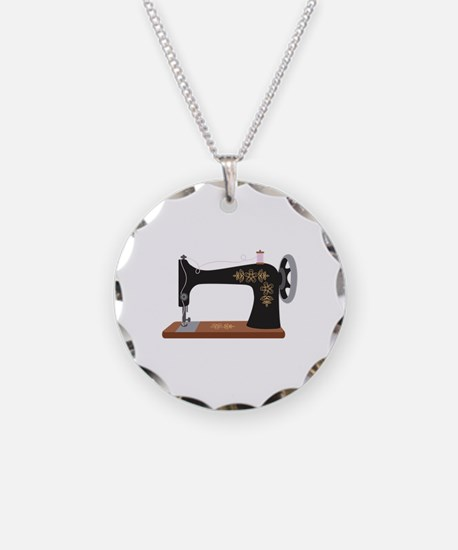 Sewing Machine 1 Necklace