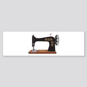 Sewing Machine 1 Bumper Sticker