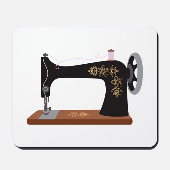 Sewing Machine 1 Mousepad