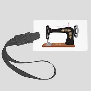 Sewing Machine 1 Luggage Tag