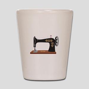 Sewing Machine 1 Shot Glass