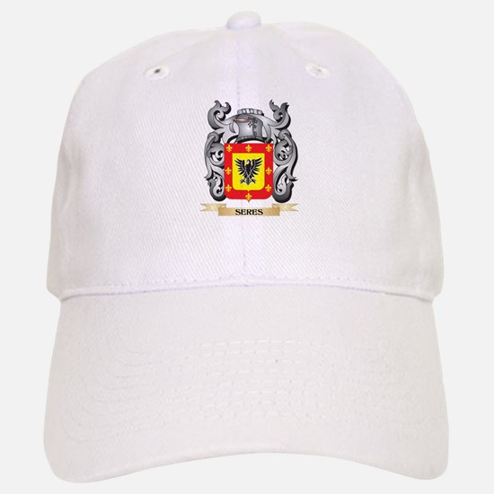 Seres Coat of Arms - Family Crest Baseball Baseball Cap