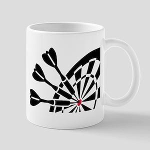 Darts dartboard Mug