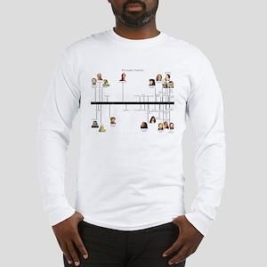 Philosophy Timeline Long Sleeve T-Shirt