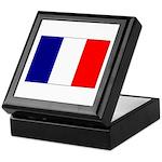 Flag of France Keepsake Box
