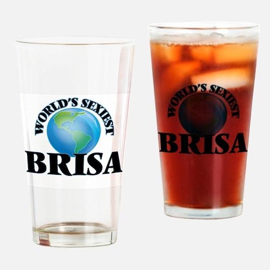 World's Sexiest Brisa Drinking Glass
