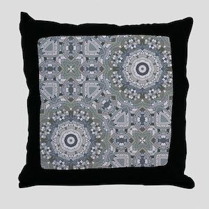 chic GEOMETRIC PATTERN Throw Pillow