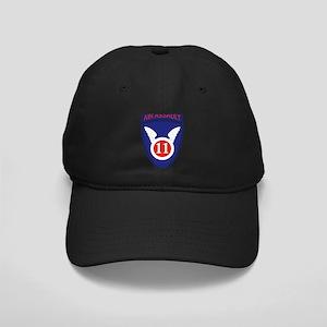 11th Air Assault Div Black Cap