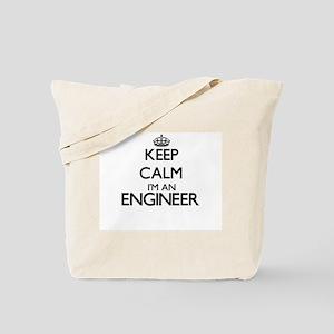 Keep calm I'm an Engineer Tote Bag