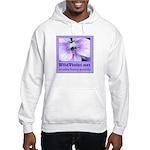Wild Violet Hooded Sweatshirt
