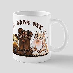 Chinese Shar Pei Lover Mugs