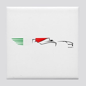 Formula 1 Italy Tile Coaster