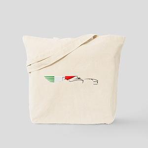 Formula 1 Italy Tote Bag