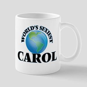World's Sexiest Carol Mugs