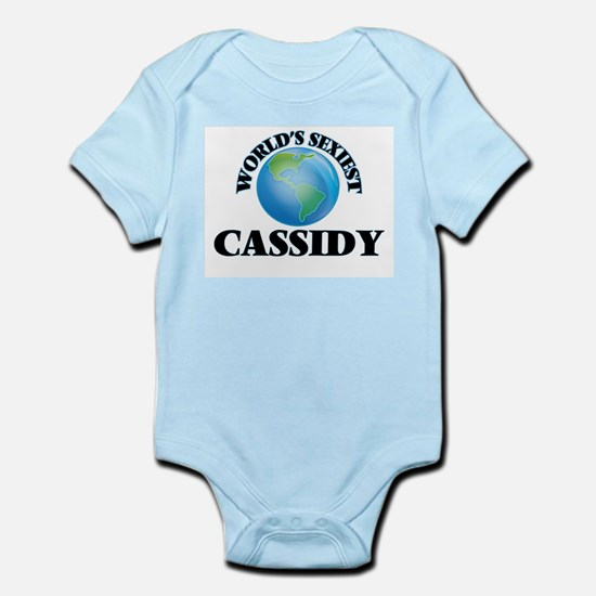 World's Sexiest Cassidy Body Suit