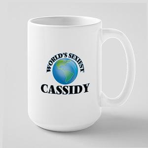 World's Sexiest Cassidy Mugs