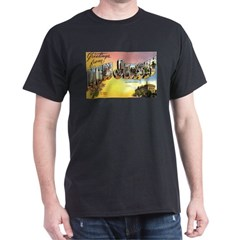 Greetings from New Jersey T-Shirt