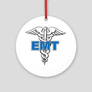EMT-Paramedic Ornament (Round)