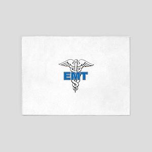EMT-Paramedic 5'x7'Area Rug