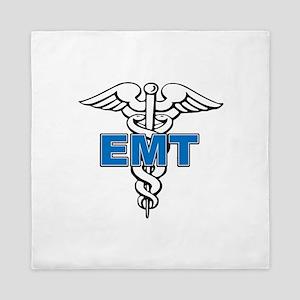 EMT-Paramedic Queen Duvet