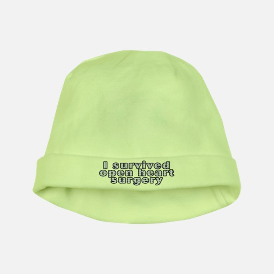 Open heart surgery - baby hat