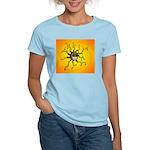 Psychedelic Sun Women's Light T-Shirt
