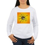 Psychedelic Sun Women's Long Sleeve T-Shirt