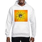 Psychedelic Sun Hooded Sweatshirt