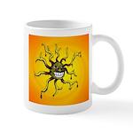 Psychedelic Sun Mug