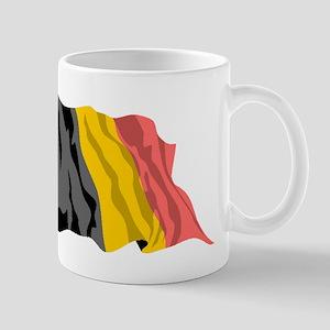 Belgium Flag Mugs