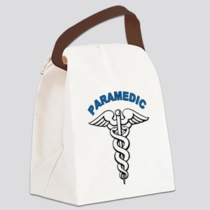 Medic1.png Canvas Lunch Bag