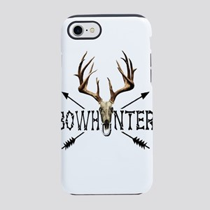 deer bow hunter iPhone 7 Tough Case