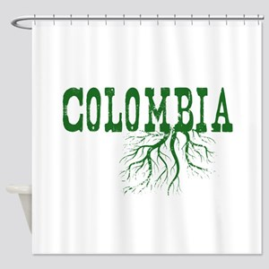 Colombia Roots Shower Curtain