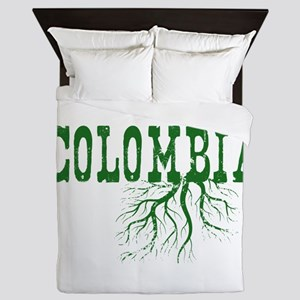 Colombia Roots Queen Duvet