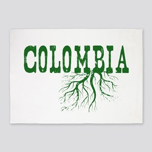 Colombia Roots 5'x7'Area Rug
