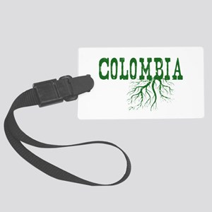 Colombia Roots Large Luggage Tag