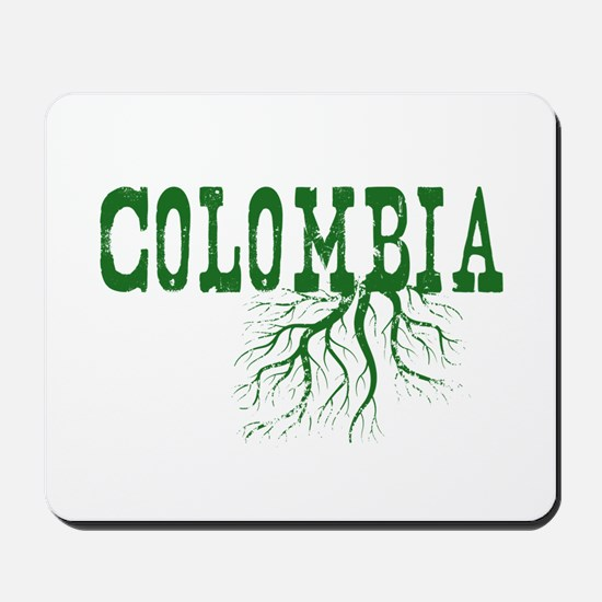 Colombia Roots Mousepad