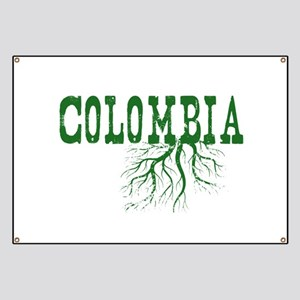 Colombia Roots Banner