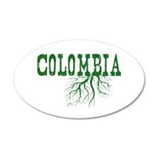 Colombia Roots Wall Decal