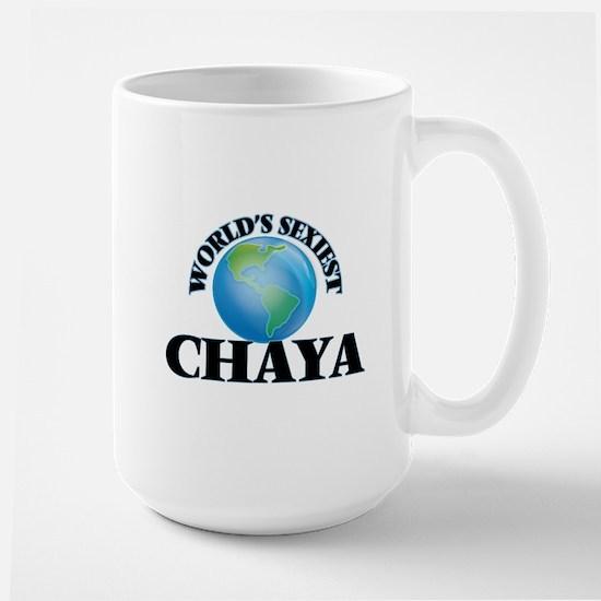 World's Sexiest Chaya Mugs