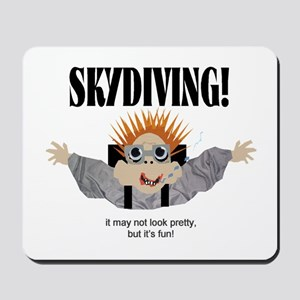 Skydiving Mousepad